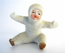 Antique SITTING TUMBLER SNOWBABY Outstanding Condition from Germany in the 1930s