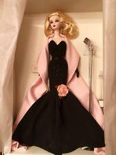 STUNNING IN THE SPOTLIGHT Fashion Model Barbie Gold Label 2009 #N6603 NRFB