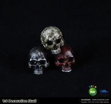 3pcs COOMODEL OUR50006 1:6 Decoration Skull Series F DIY Figure Scene