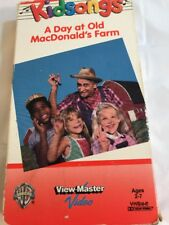 Kidsongs - A Day at Old MacDonald's Farm ~ VHS Movie ~ Kids Sing-Along Video