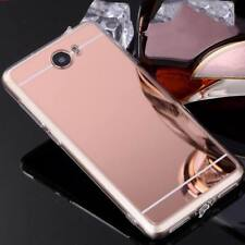 For Huawei Y3 Y5  P20 Mate 10 Luxury Ultra Slim Mirror Soft Silicone Case Cover