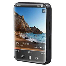 Samvix Mini Smartbass 8GB Touch Screen MP3 Player With Bluetooth Silver