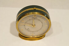 Vintage Swiss Made, JAEGER Memovox 8 day Alarm clock