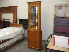 Yew Living Room Antique Style Cabinets & Cupboards