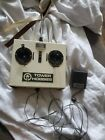 TOWER HOBBIES SYSTEM  72 Hz RC Remote Controller 72.080 & power supply