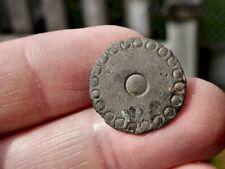 Rev War Dug 18Th Century Tombac Designed Button