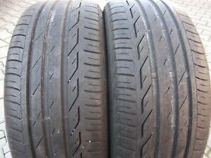195/45/16/84/V/ Sommerreifen Bridgestone 2 St. gebraucht Profil 6,5 mm