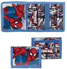 Marvel Spiderman Geldbeutel Geldbörse Börse Beutel