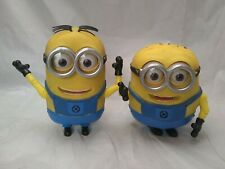 """Minions figures 7"""" and 8"""" Talking Despicable Me."""