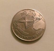 TOKEN #1992 - JERUSALEM - MILLENNIUM 2000