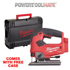 """Milwaukee M18FJS-0 'FUEL' Cordless Jigsaw with """" FREE """" Case"""