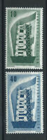 Allemagne - RFA N°117/18** (MNH) 1956 - Europa