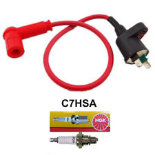 2 Plugs Ignition Coil +Spark Plug For 90cc 110cc 125cc CRF50 70 Motorcycle