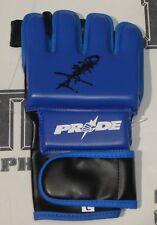 Kazuyuki Fujita Signed Replica Pride FC Fight Glove BAS Beckett COA Autograph 10