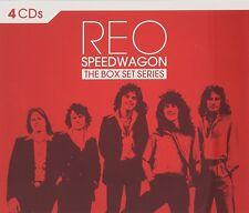 REO SPEEDWAGON - THE BOX SET SERIES 4 CD NEU