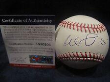 Actor Al Pacino Autographed Official Major League (Selig) Baseball - PSA Cert
