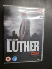 ***Luther Complete Series 3 DVD) BBC DRAMA - REGION 2*** FREE P&P