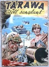Tarawa Atoll Sanglant Rare EO 1951 Hubinon Charlier