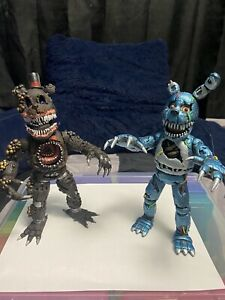 Five Nights At Freddy's (FNAF) Set Of 2 Action Figures