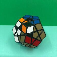 Vintage Rubiks Cube 12 Sided Megaminx Magic Ball Puzzle Brain Teaser Toy