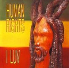 Human Rights - I Luv -  HR Bad Brains NEW Vinyl Record LP