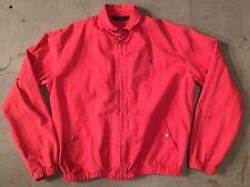 Vintage Polo Ralph Lauren Harrington Bomber Jacket Small Made In USA