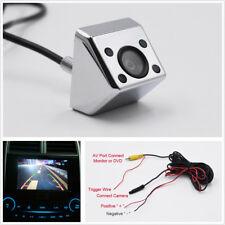 170 Degree Wide Angle 4IR Light Night Vision Car Reversing Backup HD Camera Kit
