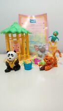 Vintage Littlest Pet Shop Zoo Jungle Bunch Complete