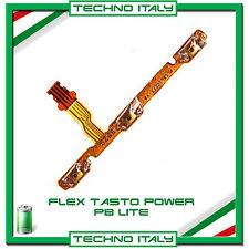 FLEX FLAT TASTO POWER E VOLUME PER HUAWEI P8 LITE PULSANTE switch on