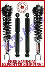 2011 Ram 1500 4WD 3.7, 4.7, 5.7 Liter Pickup Loaded Front Struts & Rear Shocks