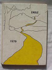 1979 AMERICAN  SCHOOL YEARBOOK  MONTERREY, MEXICO  EAGLE