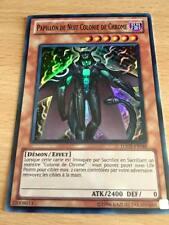 Carte Yu-Gi-Oh! HA05-FR048 Papillon de Nuit Colonie de Chrome (Super Rare)