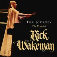 RICK WAKEMAN - The Journey - The Essential ALBUM MUSIC (CD) NEW & SEALED