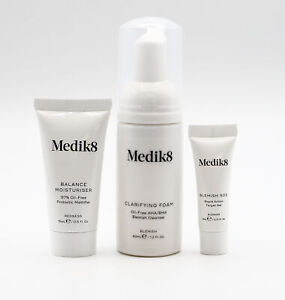 Medik8 Clear Skin Discovery Kit - NEW - Damaged Box