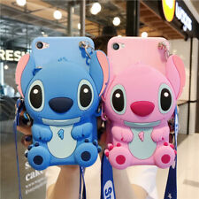 3D Stitch Wallet Purse Phone Case For iPhone 12 11 Pro MAX XR X 5 6 7 8 SE 2020