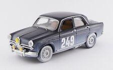 RIO 4536 - Alfa Rome Guilietta Berlina #249 rallye Monte Carlo - 1963  1/43