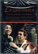 Ponchielli, Amilcare: La Gioconda mit Placido Domingo. NEU & eingeschweißt
