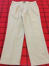 DOCKERS RELAXED FIT MEN'S Sz 36 X 29 PREMIUM QUALITY COMFORT KHAKI CHINO PANTS
