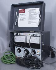 Biddle-Megger AVO Cat: 220005 5 kV DC 5 mA Dielectric Strength Test Set/Tester