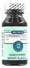 Humco Peppermint Spirits, USP 1 oz (Pack of 3)