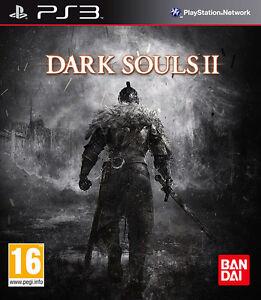 Dark Souls 2 ~ PS3 (in Good Condition)