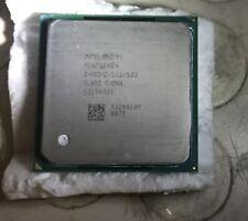 Processore intel Pentium 4 2.40GHZ/512/533 SL6RZ