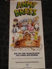 Army Brats Movie Promo Poster