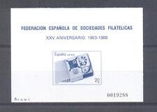 PRUEBA DE LUJO. FESOFI 88. EDIFIL 16