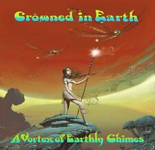Crowned in Earth-a VORTEX of earthly Chimes * NEW * LIMOUSINE BLACK V. * EPIC psycho/Doom