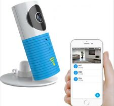 CLEVER DOG Smart Camera Wifi Moniteur Bébé vision de nuit infrarouge Home CCTV