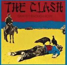 THE CLASH – GIVE EM ENOUGH ROPE – BRAND NEW SEALED VINYL LP