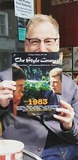"""The Style Council """"1983"""" Premium colour A4 booklet, 56 pages. ISBN 9781909008106"""