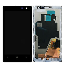 For Nokia Lumia 1020 Touch Digitizer Glass+Lcd Display Assembly Panel + Frame
