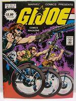 GI Joe Comics Magazine 13 1988 Reprints Marvel Comic Book 35 36 37 Dreadnoks